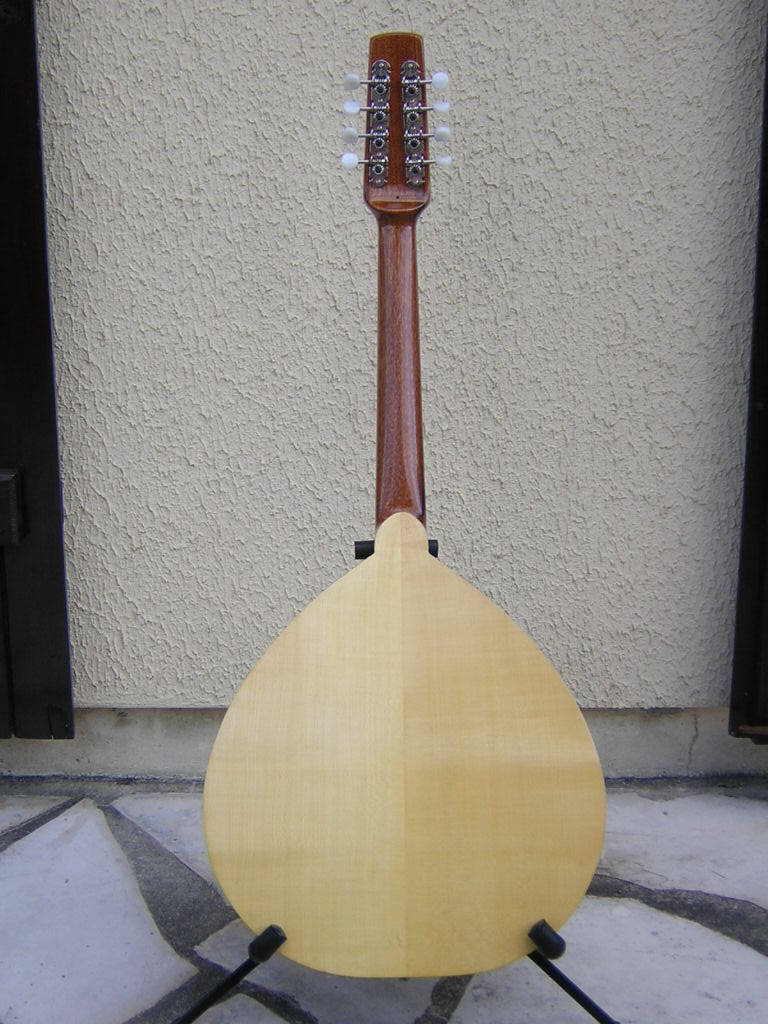 how to build an irish bouzouki